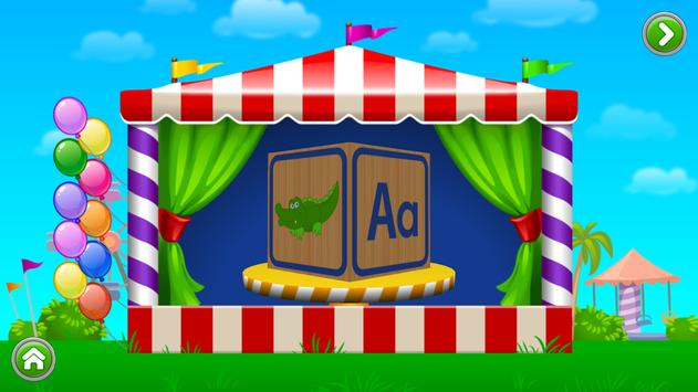Learn Letter Sounds with Carnival Kids poster