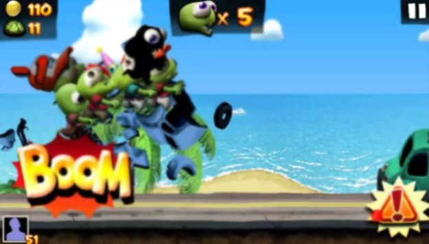 Guide And Cheat Zombie Tsunami screenshot 1