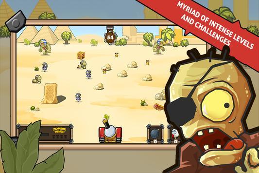 Zombie Game Tsunami apk screenshot