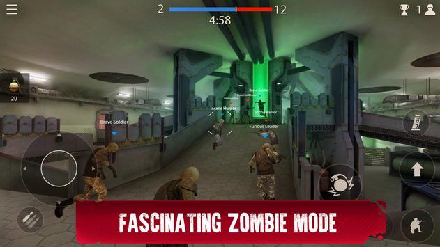 Zombie Rules screenshot 1