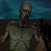 3D Zombie Assassin Graveyard icon