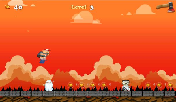 zombie run boy killer screenshot 3