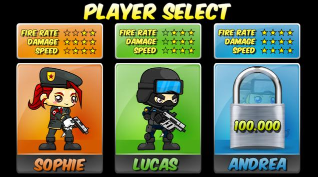 zombie attack zero apk screenshot