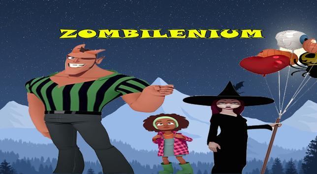 zombilenium adventure poster