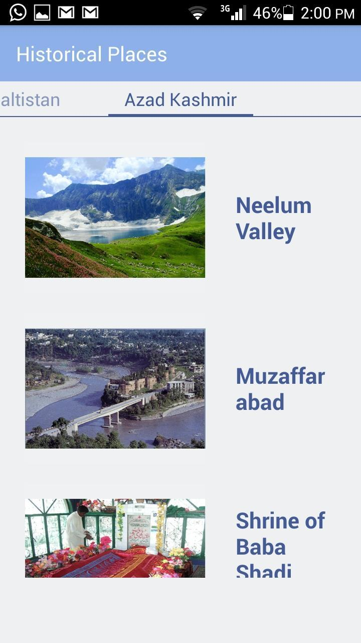Pakistan Historical Places for Android - APK Download