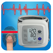 Blood Pressure Prank icon