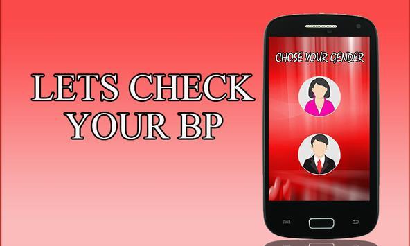 Blood Pressure Prank apk screenshot