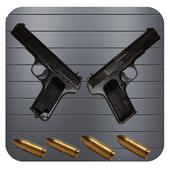 Gun Simulator Shooting icon