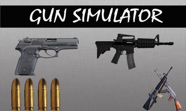 Gun Simulator Shooting screenshot 7