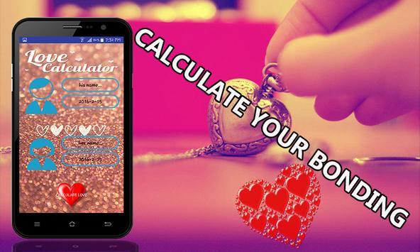 Love Calculator - Love Percentage screenshot 1