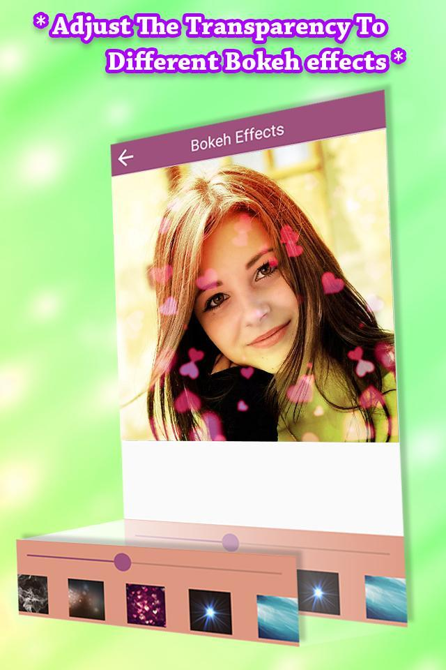 Bokeh Photo Effect: Overlay for Android - APK Download