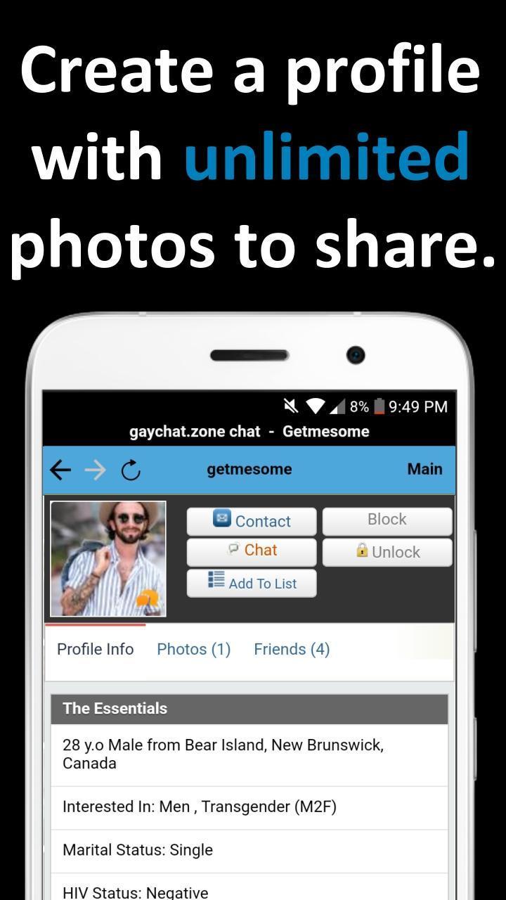 Download GayXchange : Gay chat Apk (Mb)
