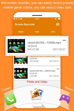 Screen Recorder HD poster