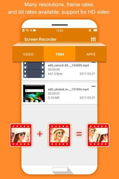 Screen Recorder HD apk screenshot