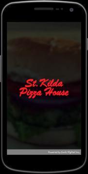 St. Kilda Pizza House poster