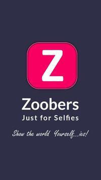 Zoobers - Just for Selfies screenshot 3