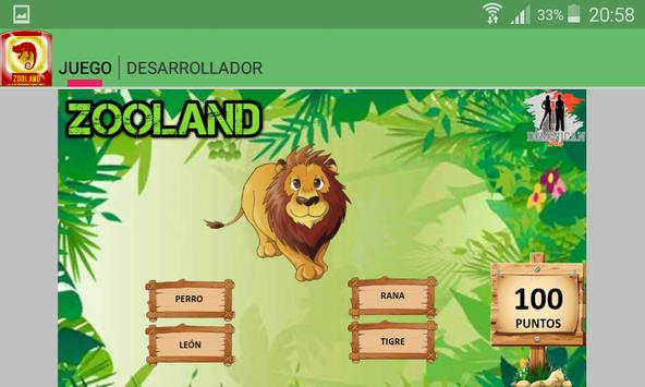 Zooland screenshot 3