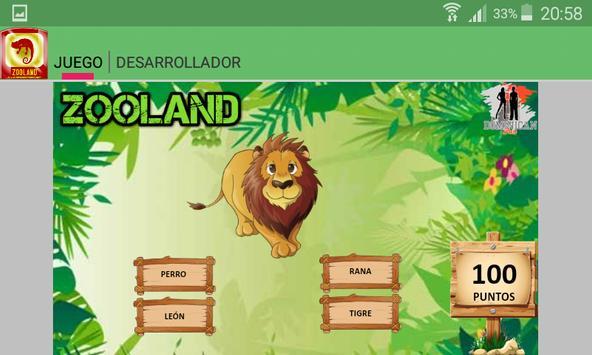 Zooland screenshot 7