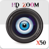 Zoom Camera HD (2017 ) icon