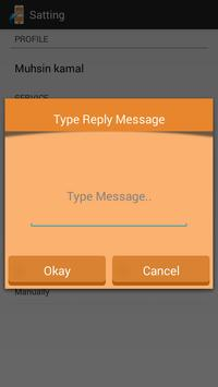 SMS Auto Reply screenshot 3