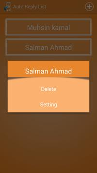 SMS Auto Reply screenshot 4