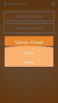SMS Auto Reply screenshot 9