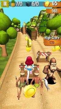 Jungle Run: Princess Escape  the Temple poster