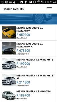 McCarthy Nissan apk screenshot