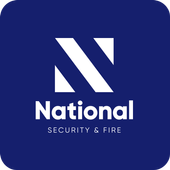 National Security & Fire Alert icon