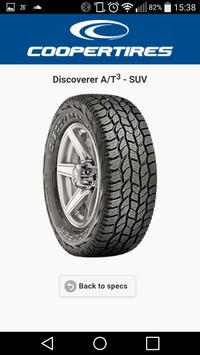 Cooper Tyres South Africa apk screenshot