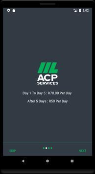 ACP Services screenshot 1