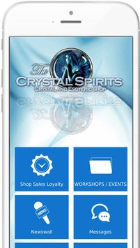The Crystal Spirits poster