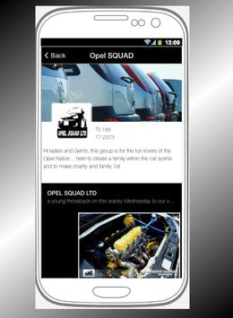 OPEL SQUAD LTD. apk screenshot