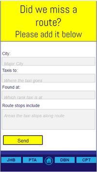 ASK-A-Taxi apk screenshot
