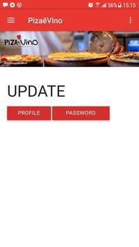 Piza ē Vino Loyalty App screenshot 1