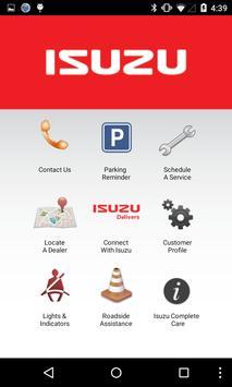 MyIsuzu Car Manager poster
