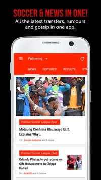 Daily Kick: Soccer, News, Live Scoring, Logs apk screenshot