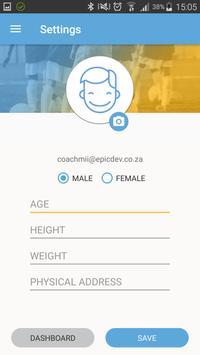 CoachMii apk screenshot