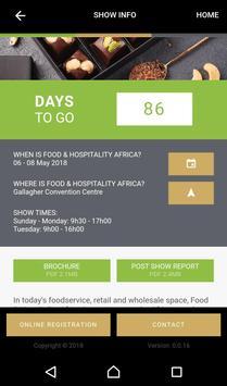 Food & Hospitality Africa screenshot 1