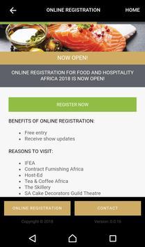 Food & Hospitality Africa screenshot 5