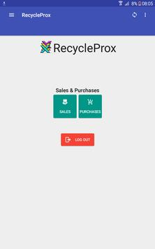 RecycleProX poster