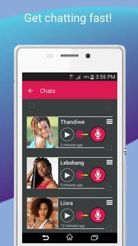 Voicy App for Dating: Meet Flirt Chat & Find Love apk screenshot