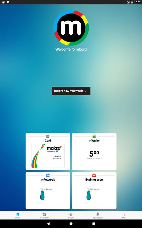 Makro mcard apk download free lifestyle app for android apkpure makro mcard apk screenshot colourmoves