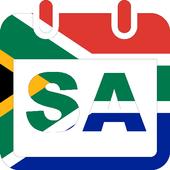 SA - Holidays (Public+School) icon