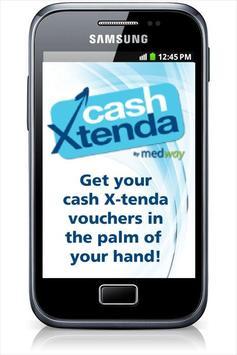 Cash X-tenda poster