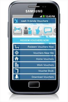 Cash X-tenda apk screenshot