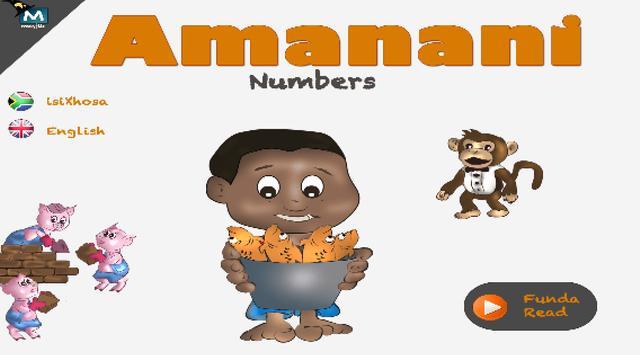 isiXhosa Amanani numbers dummy screenshot 6