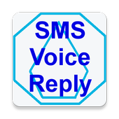 SMS Voice Reply icon