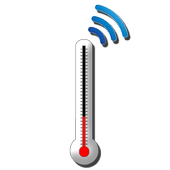 Bluetooth Thermometer icon
