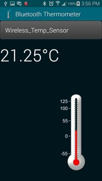 Bluetooth Thermometer screenshot 3